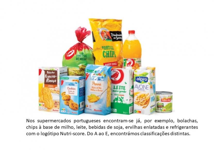 DECO PROTESTE - NUTRI-SCORE