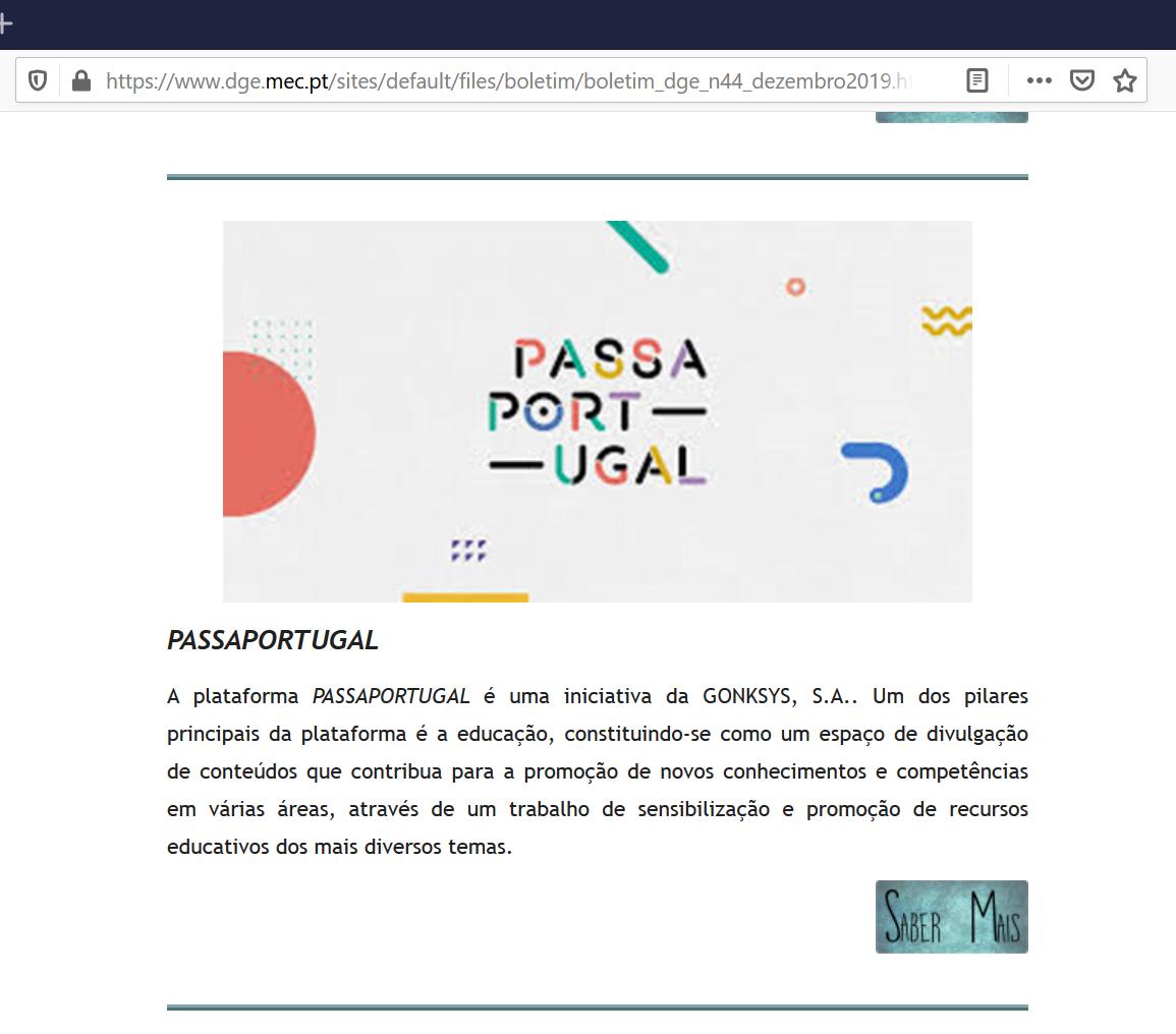 DGE DIREÇÃO GERAL DE EDUCAÇÃO