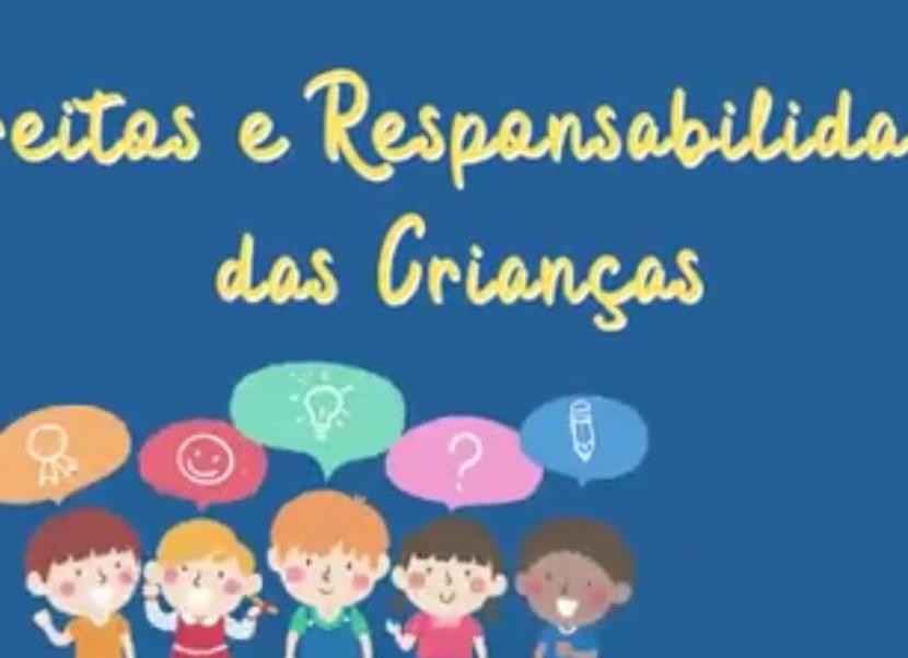 DIREITOS E RESPONSABILIDADES DA CRIANÇA