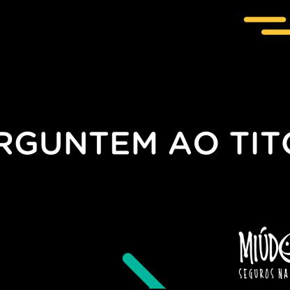 MIÚDOS SEGUROS NA NET - PERGUNTEM AO TITO!