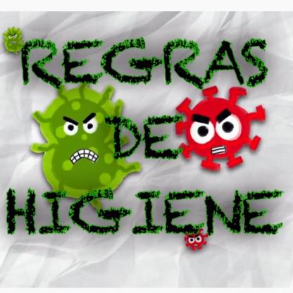 REGRAS DE HIGIÉNE