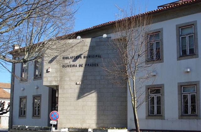 BIBLIOTECA MUNICIPAL OLIVEIRA DE FRADES