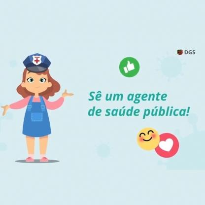 DGS - Recomendações para ajudar as crianças em tempo de COVID19