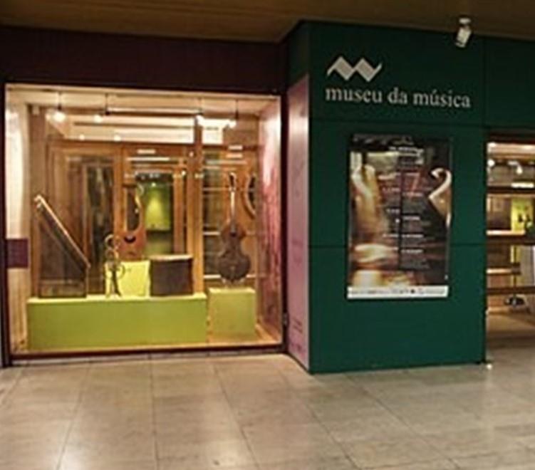 MUSEU NACIONAL DA MÚSICA