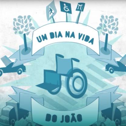 ASSOC SALVADOR - UM DIA NA VIDA DE JOÃO