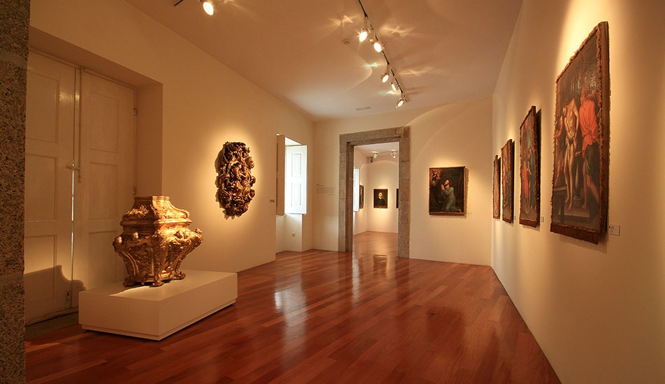 IGREJA/MUSEU DA MISERICÓRDIA DE VISEU